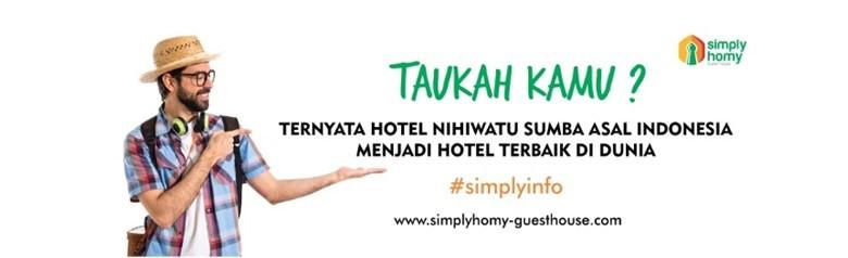 Taukah Kamu, Ternyata Hotel Nihiwatu Sumba Asal Indonesia Ini Menjadi Hotel Terbaik Di Dunia Tahun 2016