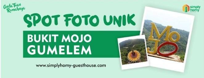 Simak Berbagai Spot Foto Unik di Bukit Mojo Gumelem Ketika Berwisata ke Jogja