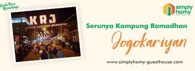 Serunya Kampung Ramadhan Jogokariyan